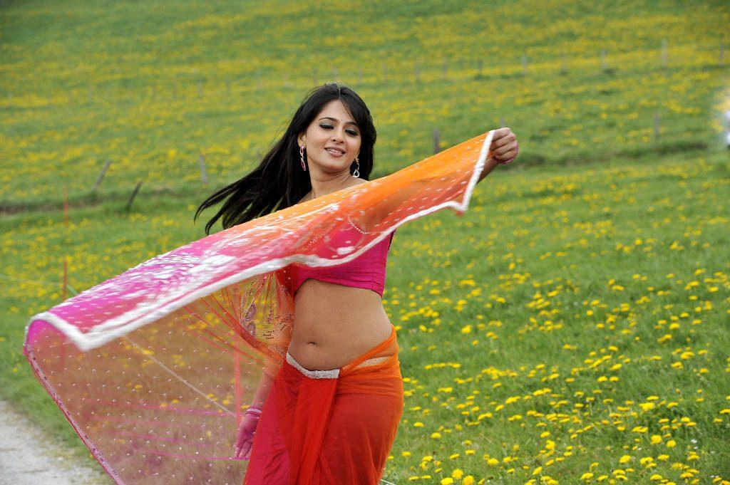 Anushka-Stills-saree