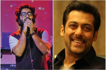 Arijit Khan apologizes to Salman Khan