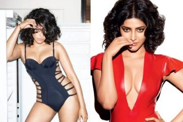 Shruti Haasan red hot