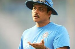 ravi shastri angry with azhar