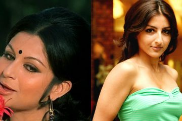 Soha Ali Khan and Sharmila Tagore