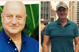anupam kher transformation