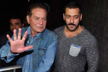 Read Why Salim Khan LASHES OUT at a TV debate calling Salman a 'grandfather' !