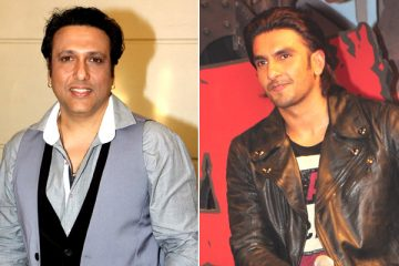 Ranveer is the best actor among the current generation: Govinda