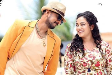 Kichcha Sudeep to act in Nithya Menen's directorial debut?
