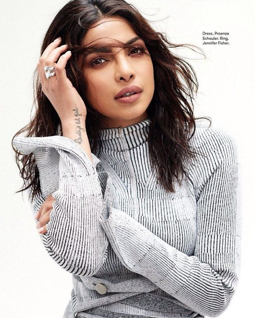 Priyanka Chopra hot Flare photoshoot pics