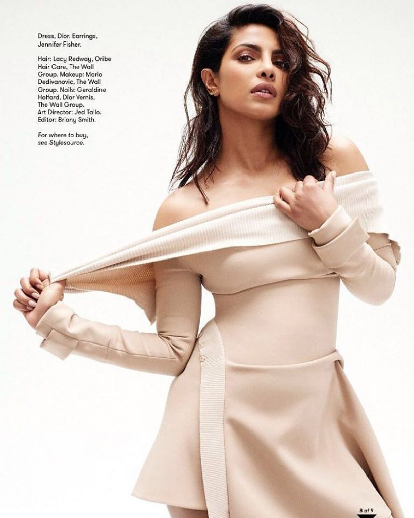 Priyanka Chopra Flare photos