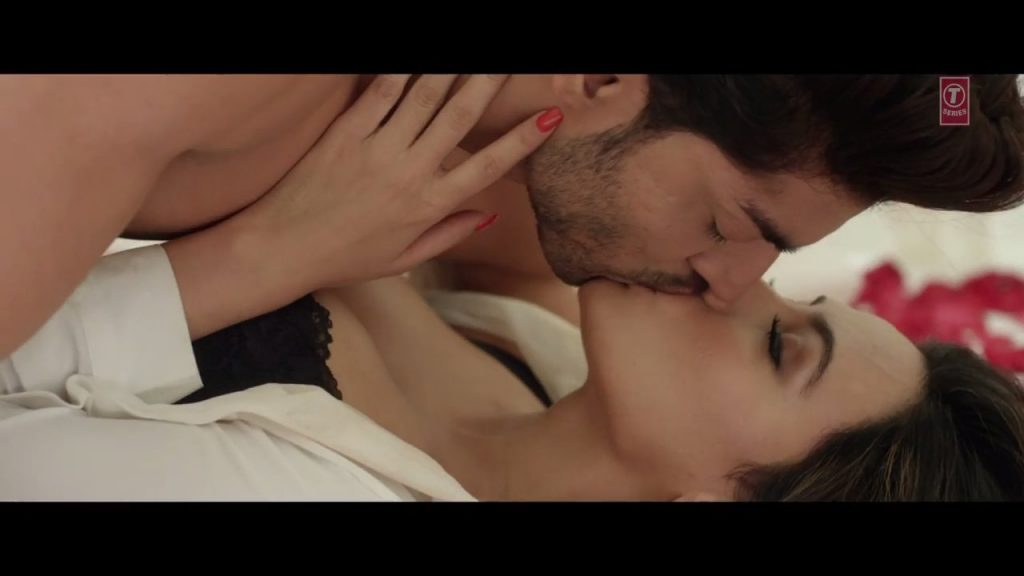 steamy sex scene pic Sana Khan
