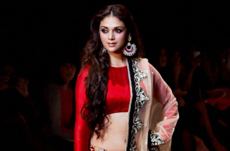 Aditi Rao Hydari belongs to royal family