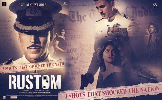 Rustom Trailer
