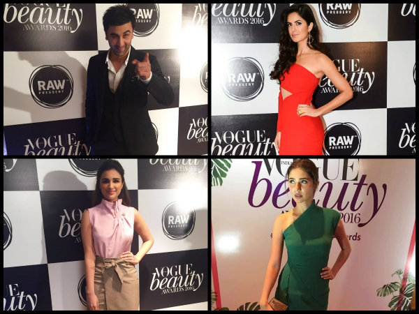 Vogue Beauty Awards 2016: Best of Bollywood