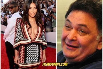 rishi kapoor trolls kim kardashian's dress