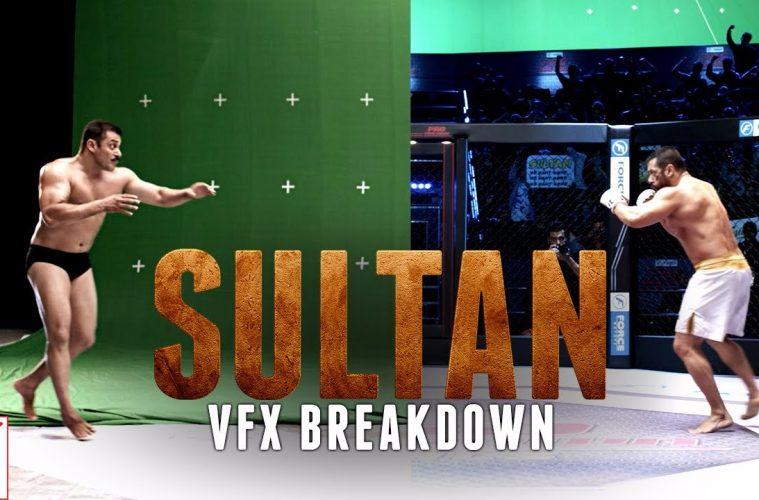 Sultan VFX pics